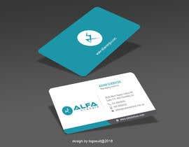 #101 for Design de Cartões de Visita (business cards), documents layout , etc by logosuit
