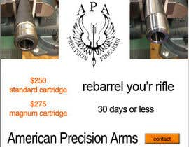 #1 cho Banner Ad Design for American Precision Arms bởi RobertBalind0380