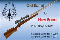 Graphic Design Contest Entry #9 for Banner Ad Design for American Precision Arms