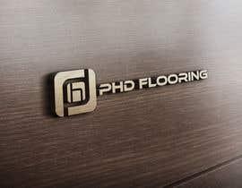 "#56 for Design a Logo for   ""PhD Flooring""  - Flooring company by bibaaboel3enin"