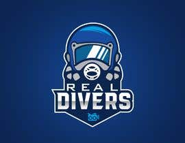 """#4 for Logo for scuba diver called """"REAL DIVERS"""" by Jevangood"""