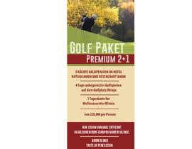 #1 for Banner for golf package 2+1 by tarikulkerabo