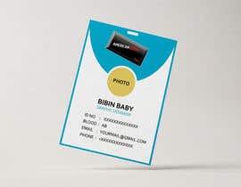 #2 for Design Business Badge 3x4 by bibinbaby1123