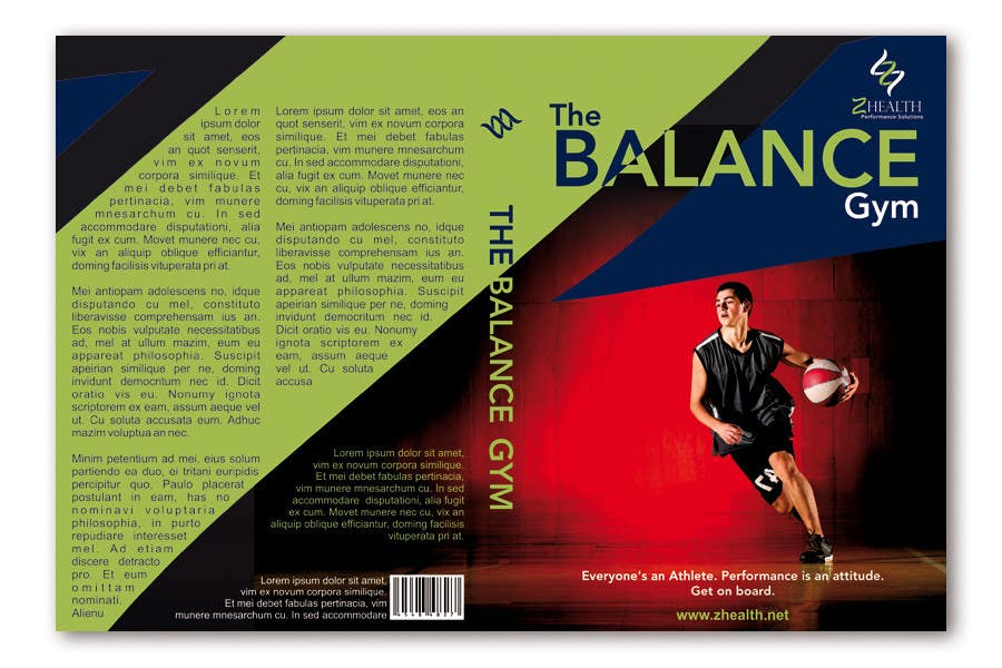 #19 for 3 DVD Suite Design for Z-Health Performance Solutions, LLC by midget