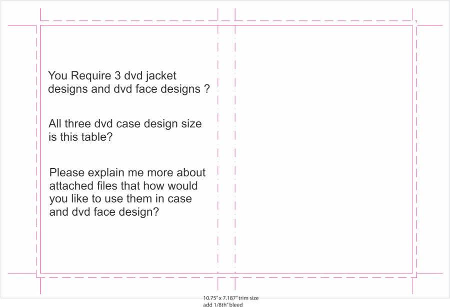 Inscrição nº 3 do Concurso para 3 DVD Suite Design for Z-Health Performance Solutions, LLC