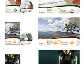#2 untuk 3 DVD Suite Design for Z-Health Performance Solutions, LLC oleh ManuelSabatino