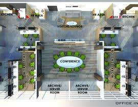 #28 for Office interior design by MichaelangeloG