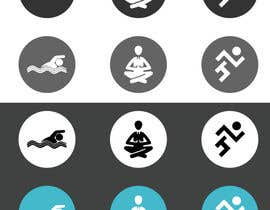 #5 for Icon design freediving / yoga / coaching by azgraphics939
