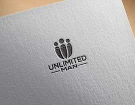 #100 for Logo Design Unlimited Man by arabbayati1