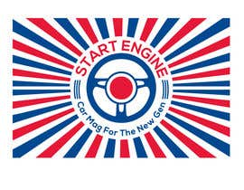 #27 for Car Magazine Logo with the name:  Start Engine by dezineerneer