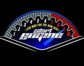 #30 for Car Magazine Logo with the name:  Start Engine by teomatheus