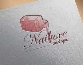 #125 for Nailuxe and Spa by shafiqjazlan