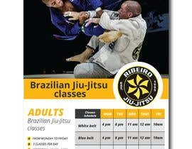#28 for 3 Flyers for BJJ classes by kazizubair13