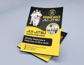 #58 for 3 Flyers for BJJ classes by Tashir786
