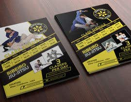#66 for 3 Flyers for BJJ classes by designfactorex
