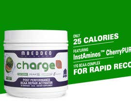 #4 for Charge Nutrition Banner by attiqe