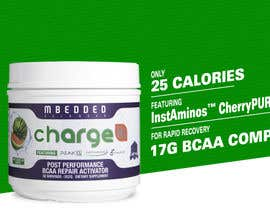 #11 for Charge Nutrition Banner by attiqe
