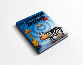 #33 for Design a book cover by Leo2406