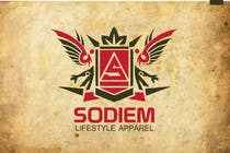 #196 for Logo Design contest for Sodiem Lifestyle Apparel by Sidqioe
