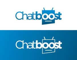 #24 for Design a Logo for Chatboost by eliezer1991