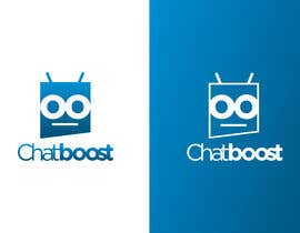 #25 for Design a Logo for Chatboost by eliezer1991