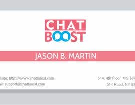 #22 for Design a Logo for Chatboost by tummosoft