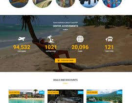 #25 for build me a website for tours and travel by mmhbd