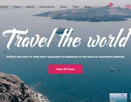 #11 for build me a website for tours and travel by asmitjoy17