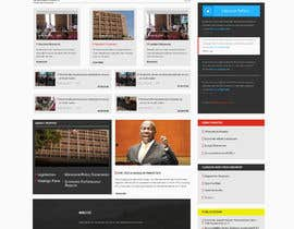 #51 for Redesign my Home Page Website by arundavidson007