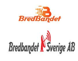 #26 for Designa en logga for our new company called Bredbandet by Miraz12345