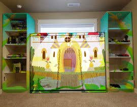 #2 for Illustrate castle-theme cabinet/bed in kids room by shelldonm
