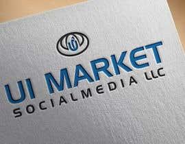 #43 for Design a Logo for UI Market Social Media LLC by Masud70