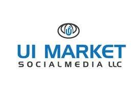 #44 for Design a Logo for UI Market Social Media LLC by Masud70