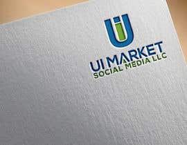 #14 for Design a Logo for UI Market Social Media LLC by amirmiziitbd