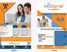 #52 for I need a brochure designed for an online platform by masud367