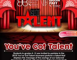 #5 for Design a Flyer - Talent Show by zonicdesign