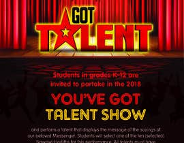 #21 for Design a Flyer - Talent Show by rajaitoya