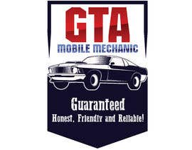 #30 for Modern Logo Design for my Mobile Automotive Mechanic shop by jobayerjohny