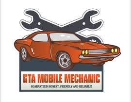 #33 for Modern Logo Design for my Mobile Automotive Mechanic shop by jobayerjohny