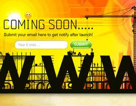 #9 for Design an Attractive Coming Soon Page by AndITServices