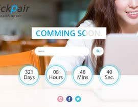 #22 for Design an Attractive Coming Soon Page by amitjangid0808