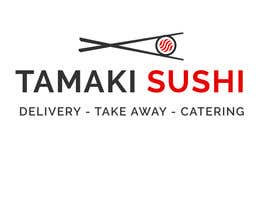 #137 for Design of a modern Logo for a Sushi Delivery - TAMAKI by anantsalunke2