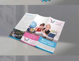 #12 for Design Brochure - Speech Therapist by meenastudio