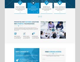 #10 for Website content development for a new consulting business by yasirmehmood490