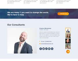 #6 for Website content development for a new consulting business by saidesigner87