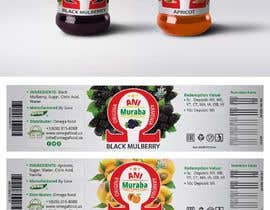 #8 cho Create Print Label for Omega Foods Jam Jar and cans bởi satishandsurabhi