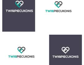 #185 for An Unforgettable LOGO for the name TwinPiecukonis by mdsarowarhossain