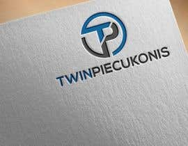 #237 for An Unforgettable LOGO for the name TwinPiecukonis by naema17