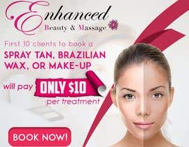 #4 for Beauty Special Digital Ad by wanaku84