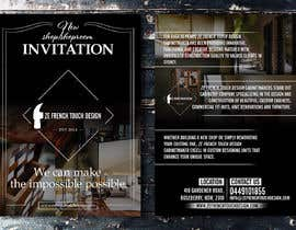 #26 cho Shop opening invitation for furniture shop bởi tampoadesings1
